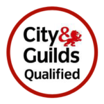Advanced Craft Certified in City & Guilds (gold card)