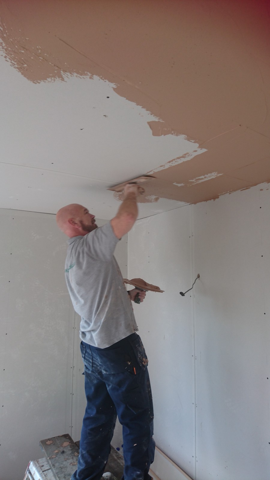 Mark Procter, Owner Procter Building Services
