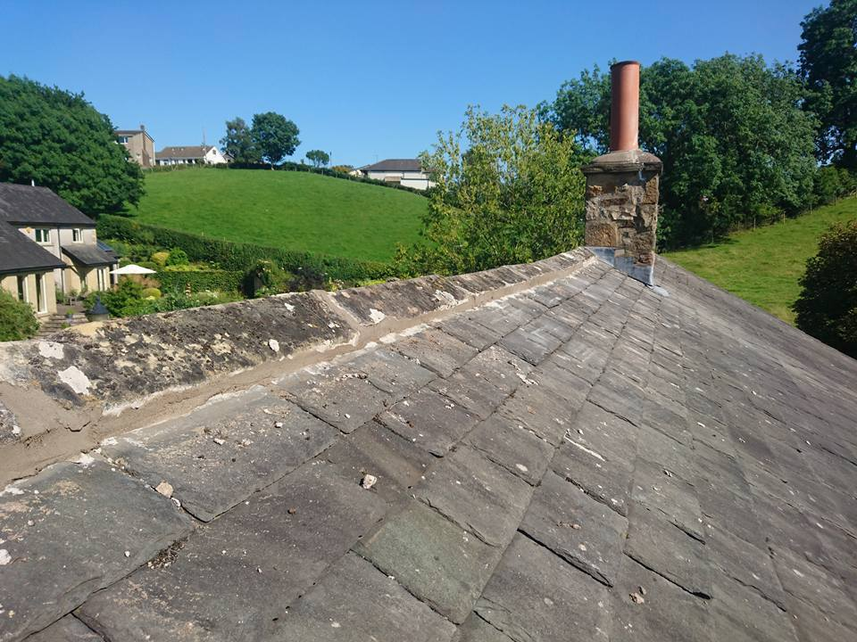 Procter Building Services Roof Work